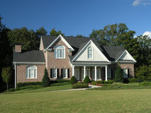 Luxury Home Exterior 61 royalty free stock image