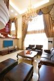 Luxury home interior decoration Stock Photos