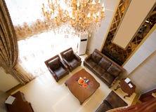 Luxury home interior decoration Royalty Free Stock Image