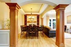 Luxury home interior. Stock Photography