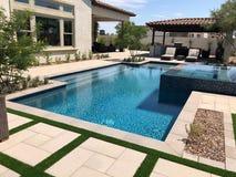 Luxury Home Interior modelo imagem de stock