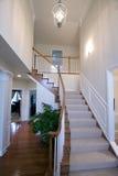 Luxury home interiors Stock Image
