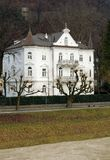 Luxury Home, Salzburg, Austria Royalty Free Stock Photo