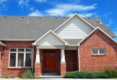 Luxury home. Royalty Free Stock Photo