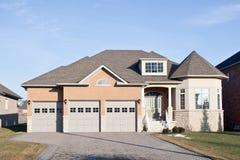 Luxury Homes Stock Image