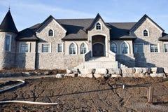 Luxury Homes Royalty Free Stock Photo