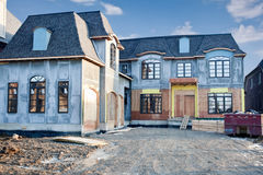 Luxury Homes Royalty Free Stock Photography
