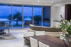Luxury Homes. Australian Luxury homes, Gold Coast Copyright 2015 Stock Photo
