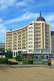 Luxury hotel. In albena black sea resort of bulgaria Royalty Free Stock Photography
