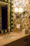 Luxury Hotel Bathroom Royalty Free Stock Photos