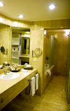 Luxury Hotel Bathroom Royalty Free Stock Images