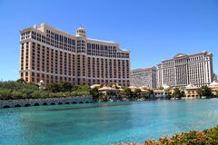 Luxury hotel Bellagio Royalty Free Stock Photos