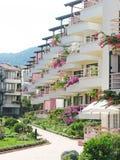 Luxury hotel building Royalty Free Stock Image