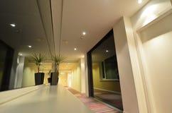 Luxury hotel interior design Stock Image