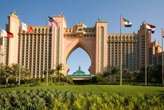 Luxury Hotel, Dubai, United Arab Stock Photos