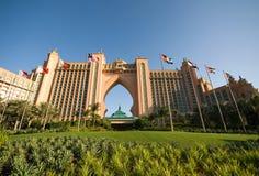 Luxury Hotel, Dubai, United Arab Royalty Free Stock Photography