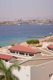 Luxury hotel in Egypt Royalty Free Stock Photos