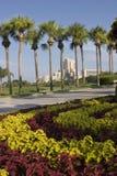 Luxury hotel entrance Royalty Free Stock Photo