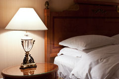 Luxury Hotel Interior Stock Photo