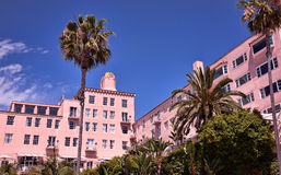 Luxury Hotel, La Jolla, California Royalty Free Stock Photography