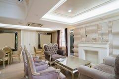 Luxury hotel lobby Royalty Free Stock Photography