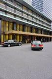 The luxury Hotel Okura in Tokyo, Japan Royalty Free Stock Images