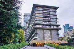 The luxury Hotel Okura in Tokyo, Japan Stock Photo