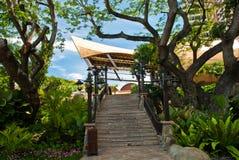 The luxury hotel, Pattaya, Thailand Royalty Free Stock Photo