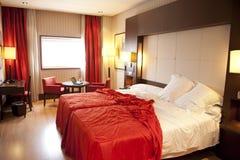 Luxury hotel room Royalty Free Stock Photo