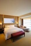Luxury hotel room 2 Stock Image