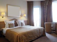 Luxury hotel room Brugge Bruges Belgium 5 star Stock Photography