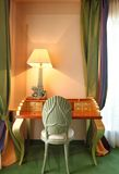 Luxury hotel room, detail Stock Photography