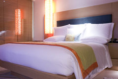 A luxury hotel room at Phuket Stock Images
