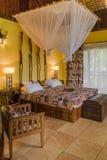 Luxury hotel room Stock Photography