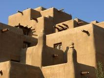 Luxury Hotel in Santa Fe Royalty Free Stock Photo