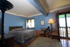 Luxury hotel suite Royalty Free Stock Photos
