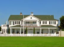 Luxury house Royalty Free Stock Images
