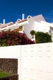Luxury house. Hotel on the beach ( luxury house,Tenerife Stock Photo