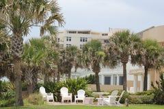 Luxury House in Florida Stock Image