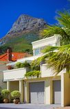 Luxury house in South Africa Royalty Free Stock Photography