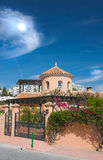 Luxury house in Spain Stock Photography