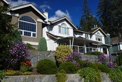 Luxury houses Stock Photos