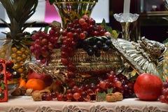 Luxury houseware and silverware Royalty Free Stock Photo