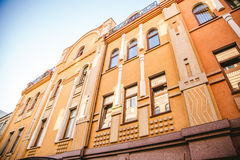 Luxury housing in the center of Kiev Royalty Free Stock Photos