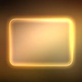 Luxury Illumination Glass Stock Image