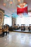 Luxury indian restaurant Stock Photos
