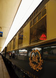Luxury Inter City Train, Venice - Prague Royalty Free Stock Photos