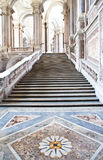 Luxury interior. Reggia di Caserta (Caserta Royal Palaca), Italy. Luxury interior, more than 300 years old Stock Photo