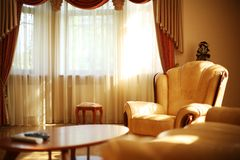 Luxury interior Royalty Free Stock Photos