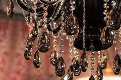 Luxury interior lighting decoration royalty free stock images